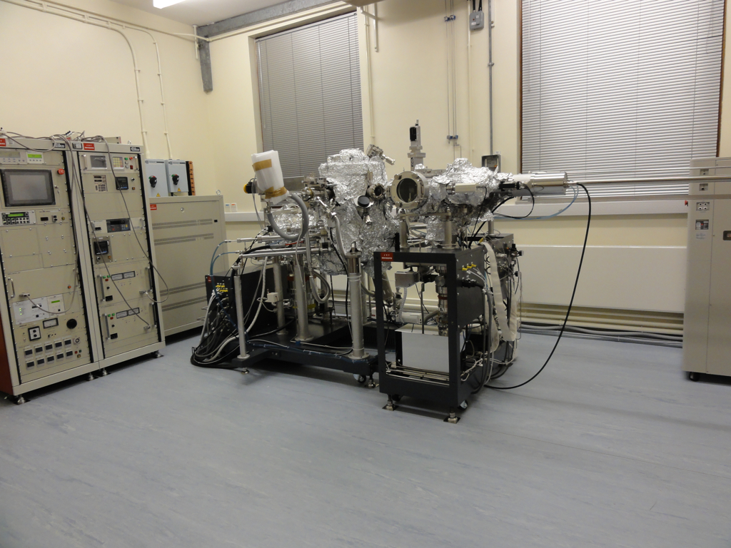 Uhv Mbe Sputter Facilities York Spintronics And Quantum Nanoelectronics