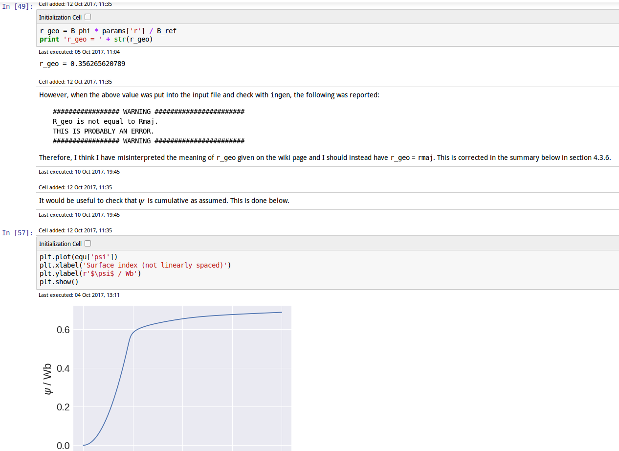 Introduction to Jupyter Notebooks